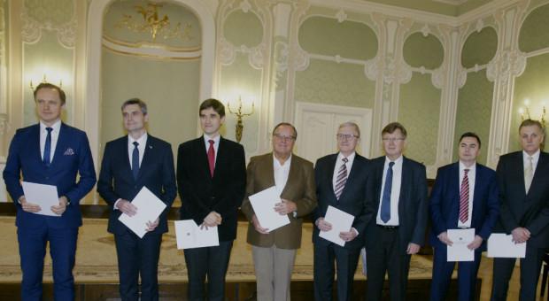 Najlepsi naukowcy i dydaktycy dostali nagrody rektora Uniwersytetu Medycznego w Białymstoku