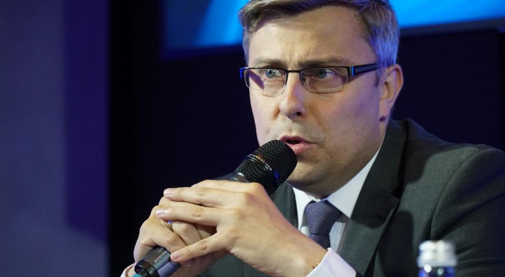 Wojewoda śląski Jarosław Wieczorek (fot. PTWP)