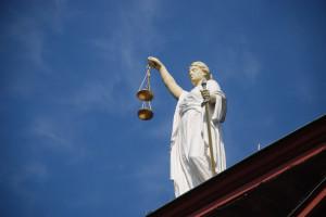 Protest w sądach. W Radomiu sędziowie popierają żądania pracowników administracji