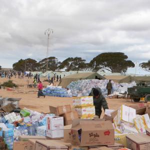 MSW Włoch podliczyło migrantów