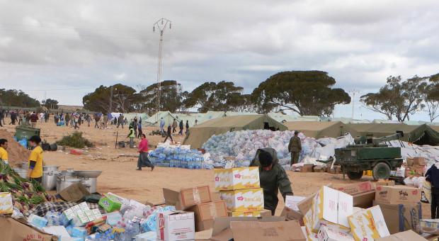 MSW Włoch podliczyło migrantów. W ośrodkach tymczasowych przebywa ponad 140 tys. osób