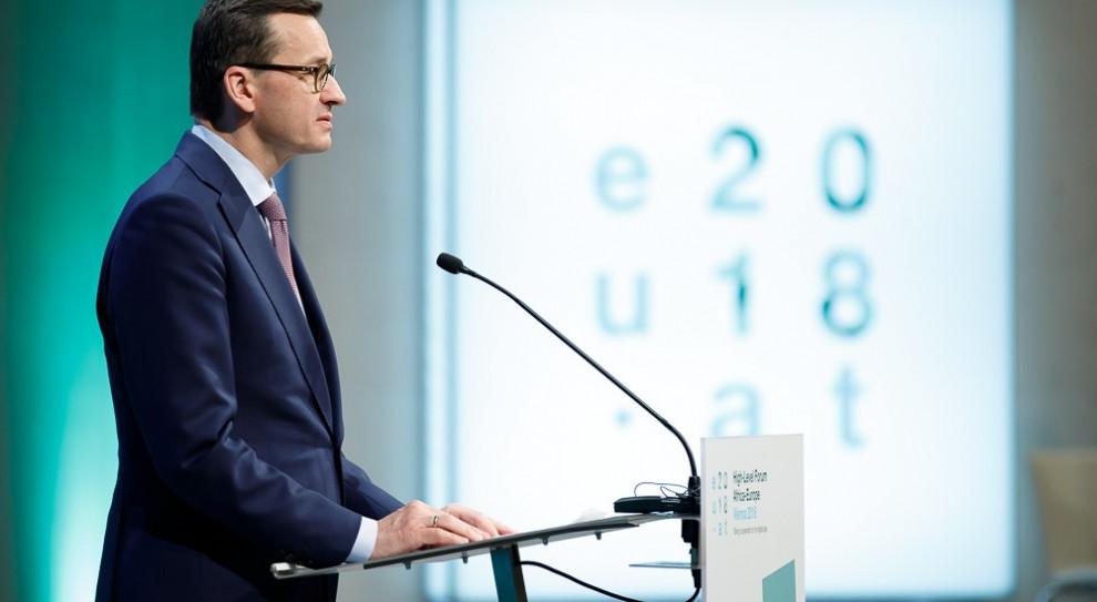 Morawiecki: Polscy kreatywni przedsiębiorcy wyjdą z brexitu obronną ręką