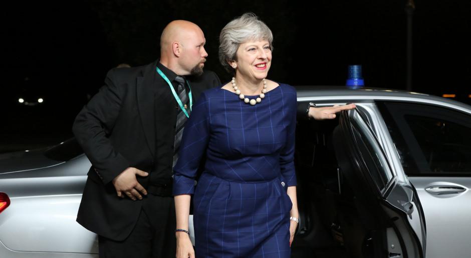 Premier Wielkiej Brytanii Theresą May (fot. archiwum)
