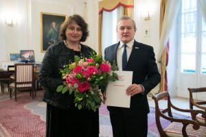 Dorota Janiszewska-Jakubiak dyrektorem Instytutu POLONIKA