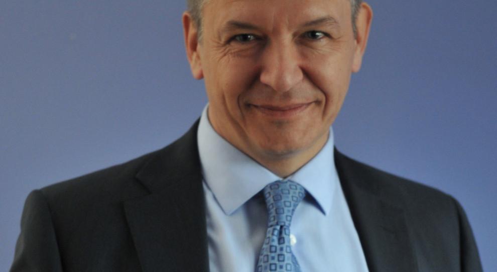 Tomasz Zawadzki jest menegerem generalnym MindSonar Polska (fot. materiały prasowe)