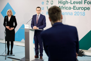 Morawiecki: Nauka świętuje sukcesy wtedy, gdy jest pracą zespołową