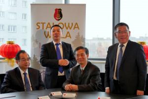 Najpierw pojawiła się chińska firma, teraz działa już Centrum Języka i Kultury Chińskiej.