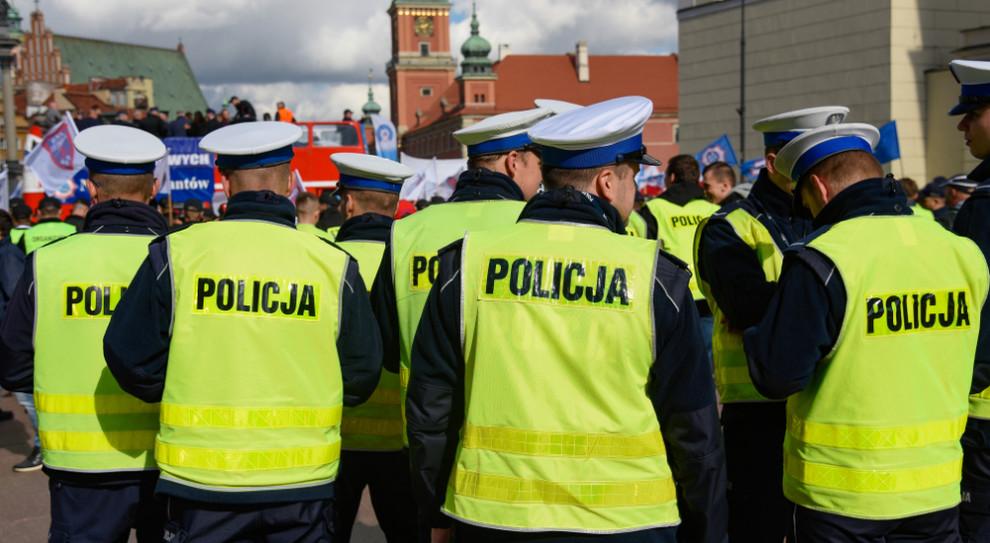 Policjanci dostali kamery na mundury