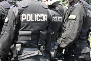 Prezydent i komendant główny z życzeniami dla policjantów