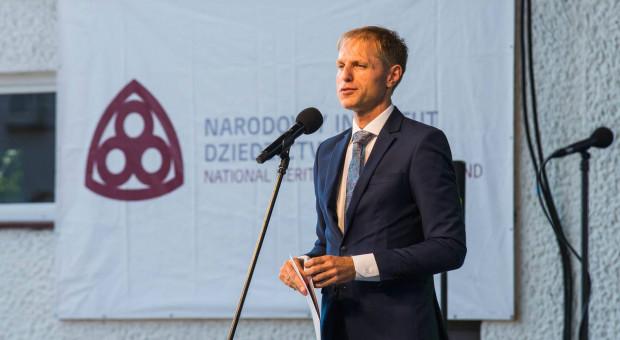 Bartosz Skaldawski dyrektorem Narodowego Instytutu Dziedzictwa