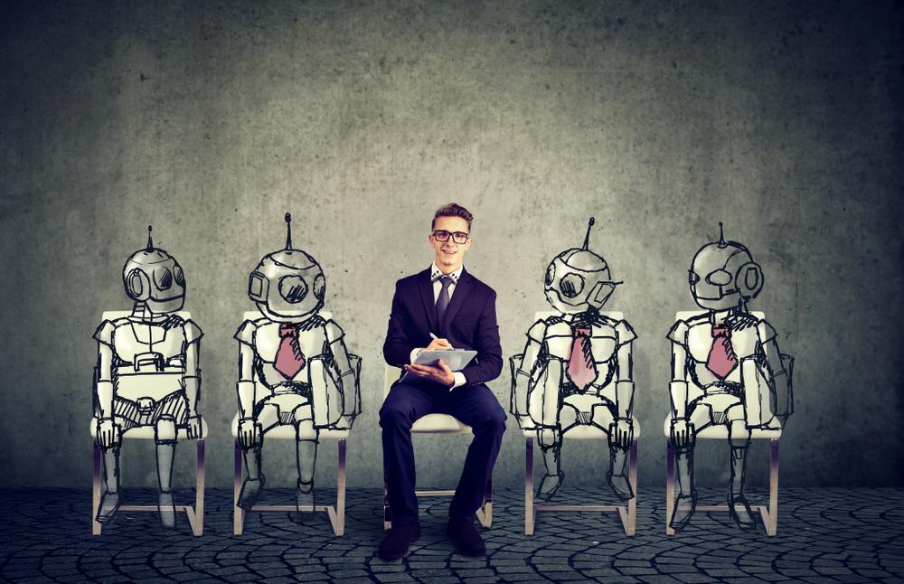 Wiele powtarzalnych zadań i procesów zostało już zautomatyzowanych (Fot. Shutterstock)