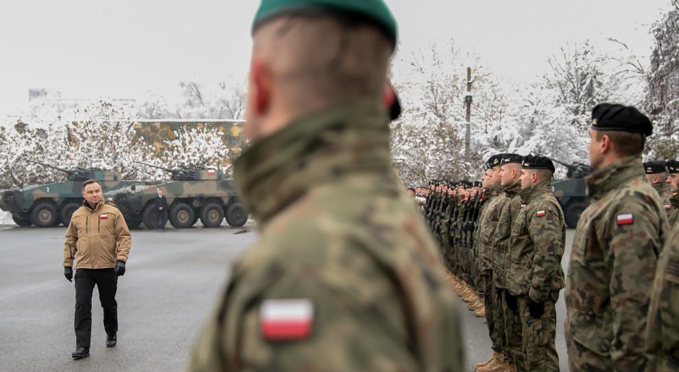 Rząd walczy z wakatami w wojsku. Specjalna nowela z podpisem prezydenta