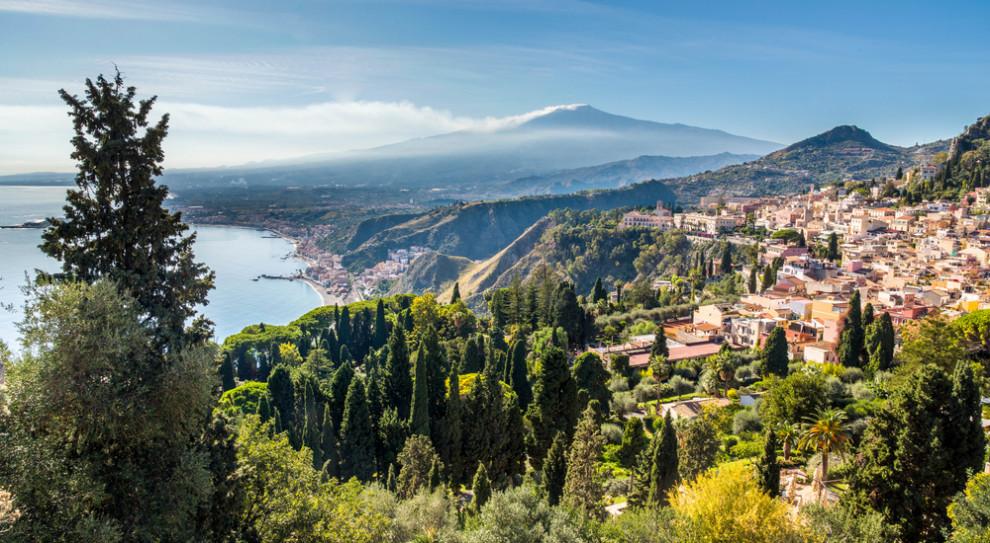 Etna zagrozi miejscom pracy na Sycylii? Plantatorzy pistacji martwią się