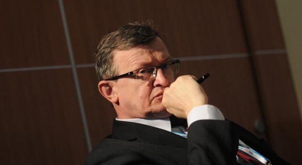 Cymański o prowokacji urzędników skarbówki: nadgorliwość jest gorsza od faszyzmu