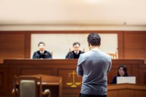 Były komornik sądowy stanie przed sądem