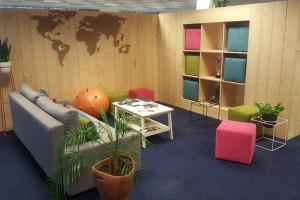 Kreatywna aranżacja biura poprawi kreatywność pracowników