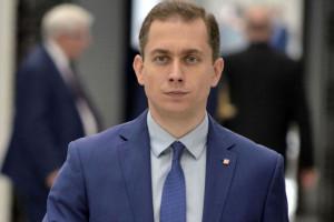 Nowy wiceminister cyfryzacji agentem wpływu Kremla? PO domaga się wyjaśnień