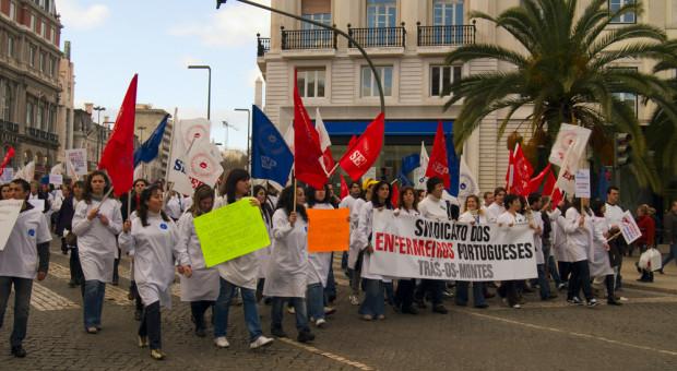 Koniec strajku portugalskich pielęgniarek. Odwołano ... 10 tys. operacji