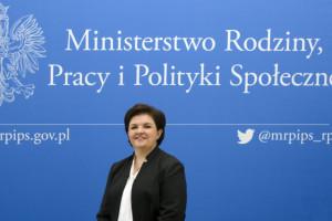 """""""Oddaję się do dyspozycji minister Elżbiety Rafalskiej"""""""