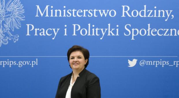 """Wiceminister Bojanowska straci stanowisko? """"Oddaję się do dyspozycji minister Rafalskiej"""""""