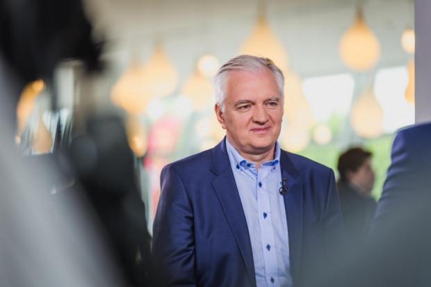 Jarosław Gowin (fot.nauka.gov.pl)