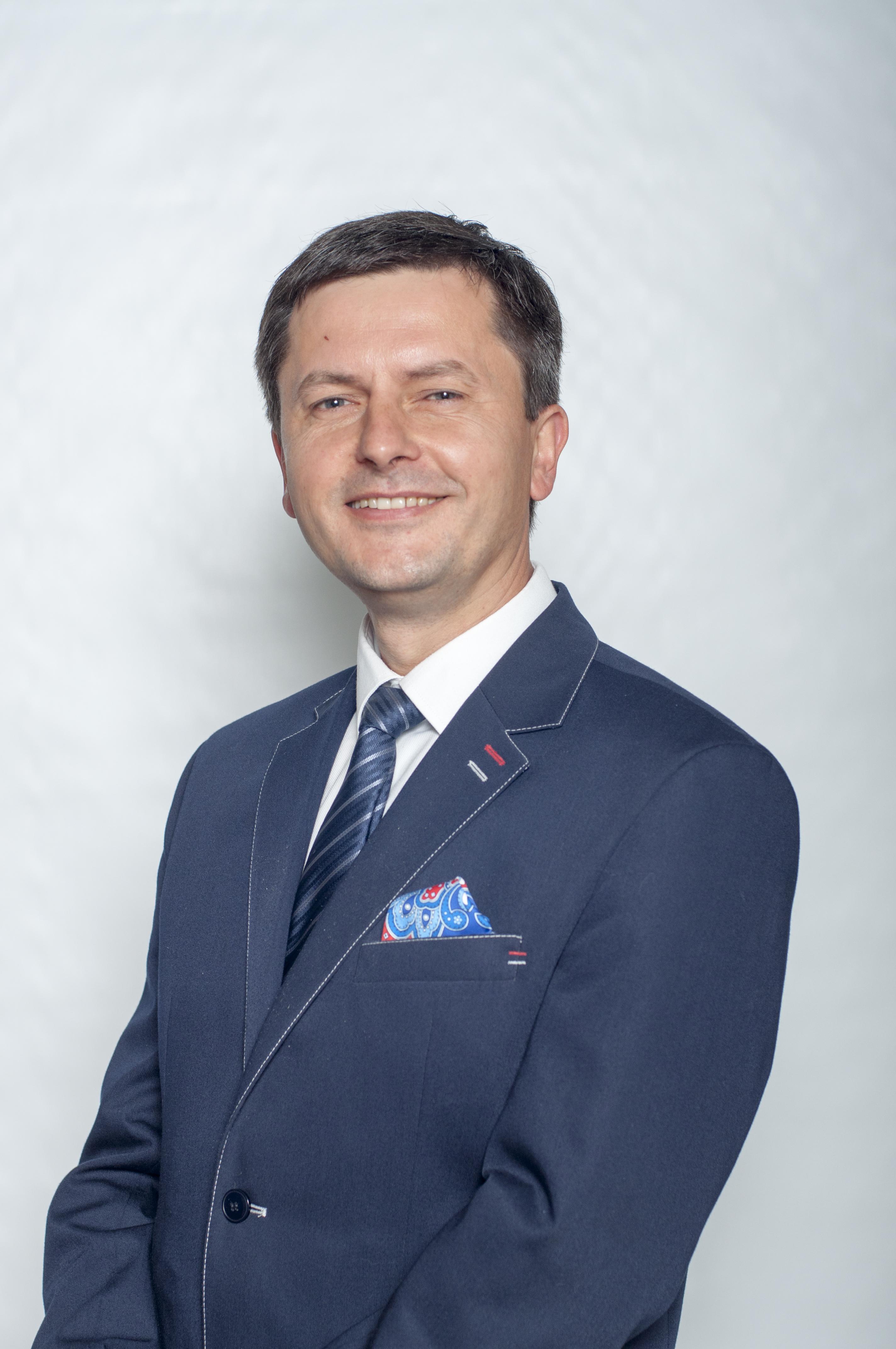 Michał Batko, dyrektor utrzymania w DB Cargo Polska (fot.wnp.pl)