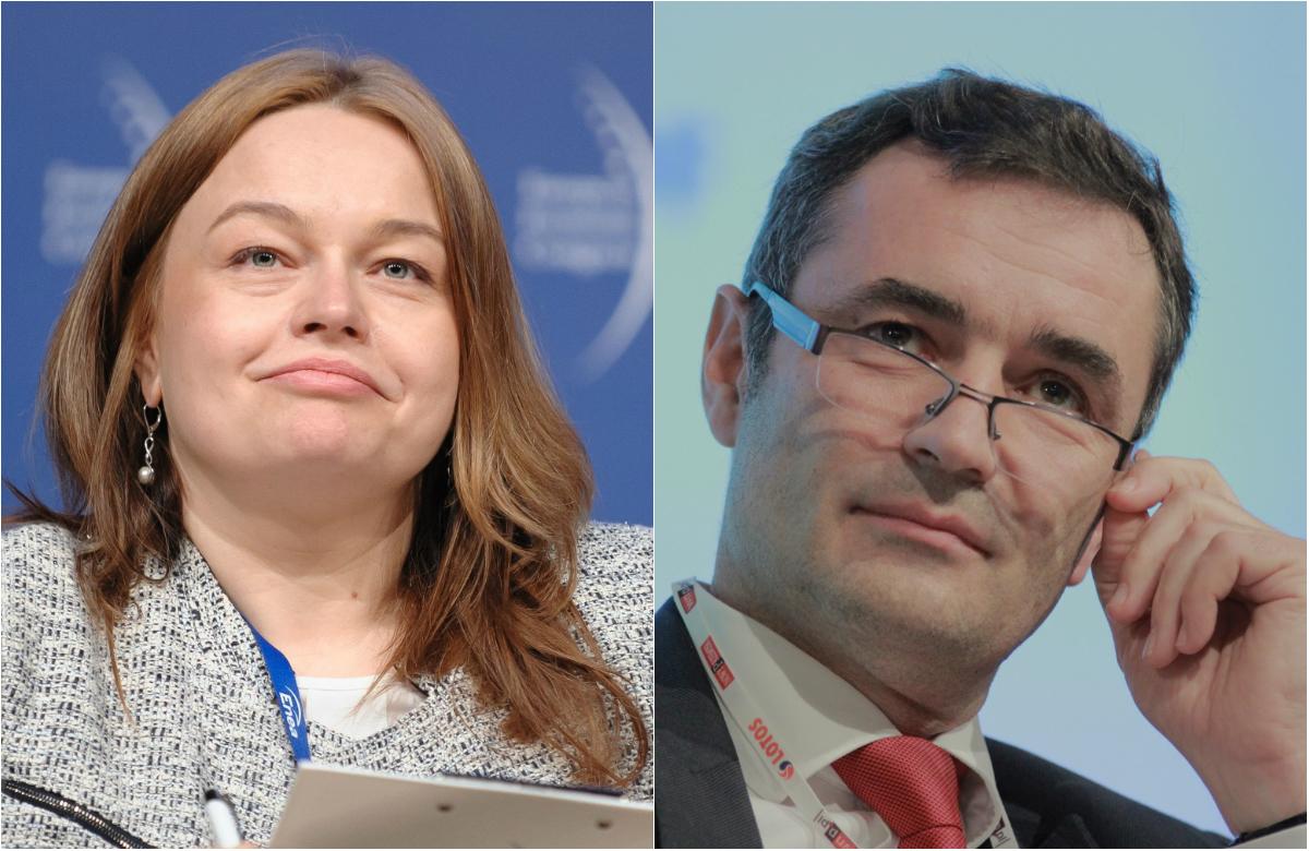 Dalida Gepfert oraz Paweł Orlof (fot.PTWP)