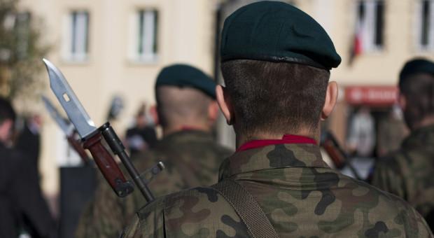 Żołnierze o najniższych wynagrodzeniach dostaną największe podwyżki