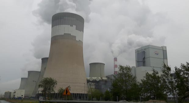Śmierć pracownika w Elektrowni Bełchatów