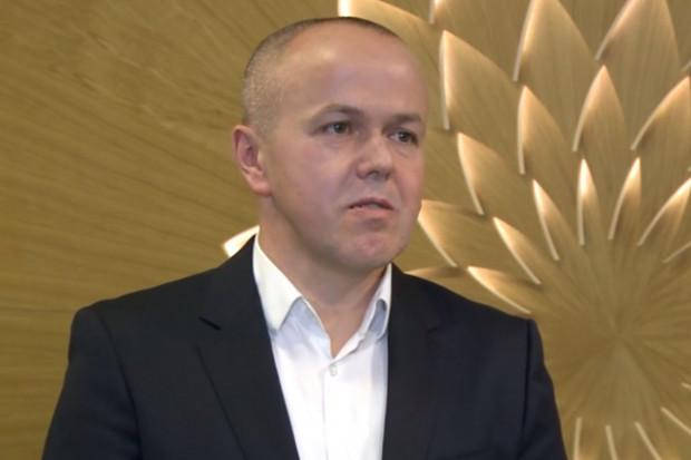 Bogdan Kucharski, prezes BP w Polsce (fot.newseria)