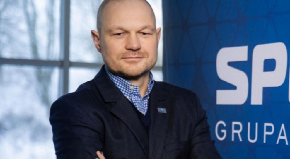Remigiusz Czernecki wiceprezesem GK Specjał