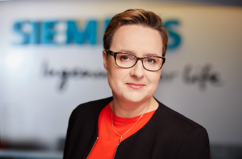 Dominika Bettman - prezes Siemensa w Polsce (fot. mat. pras.)