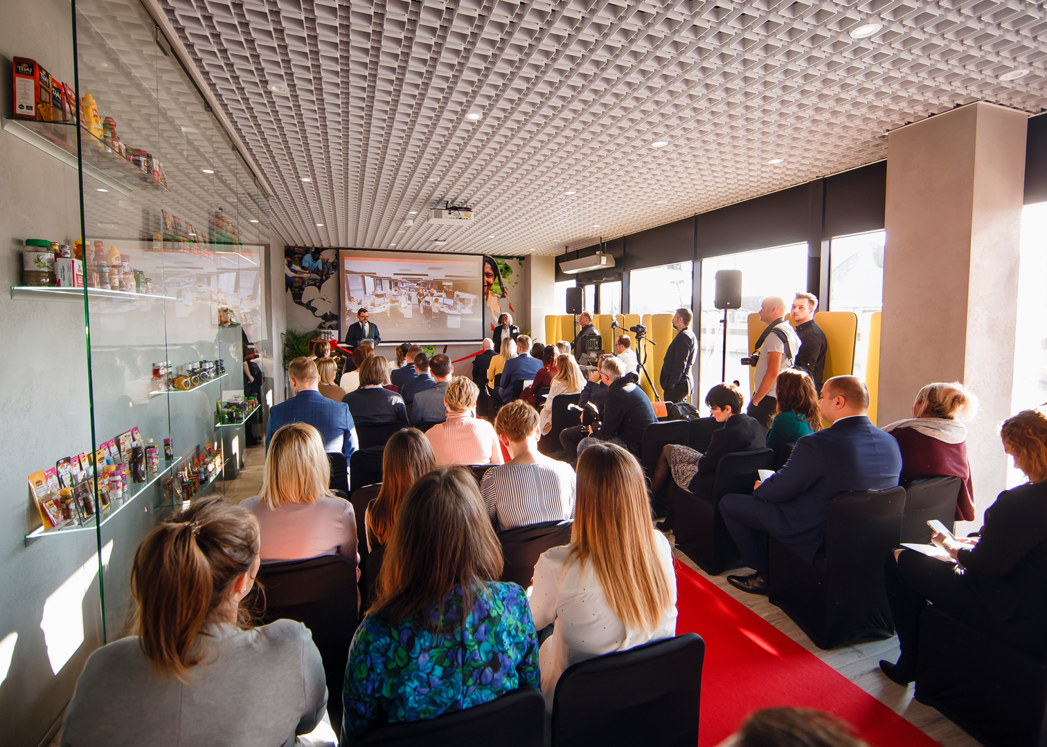 McCormick Shared Services utworzył Centrum Kariery w Łodzi - miejsce, gdzie kandydaci mogą dowiedzieć się więcej na temat pracy w firmie. (Fot. mat. pras.)