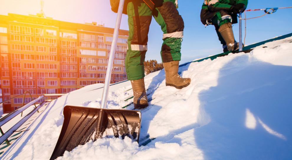 Główny Inspektor Pracy apeluje o bezpieczeństwo pracy zimą