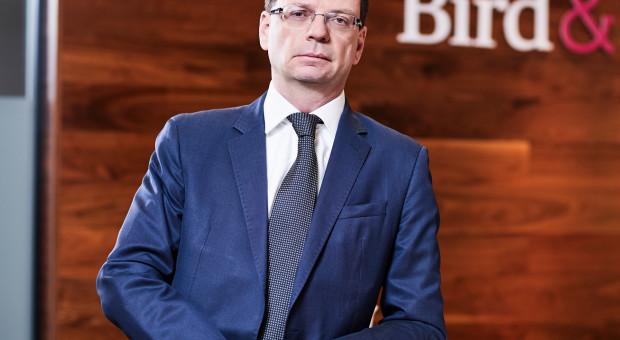 Paweł Bajno partnerem w Bird & Bird