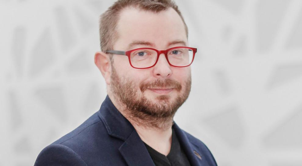 Sebastian Kielecki dyrektorem ds. komercjalizacji Centrum Handlowo-Rozrywkowego Sukcesja