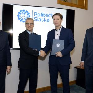 Politechnika Śląska rozwija współpracę w regionie