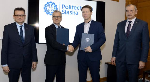 Politechnika Śląska i Świętochłowice razem dla badań i rozwoju