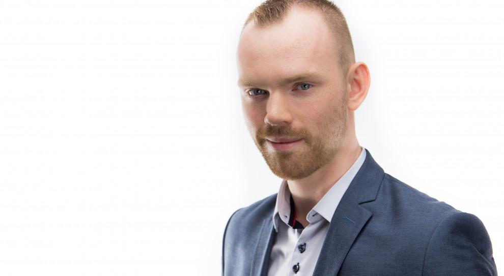 Paweł Knieć, konsultant rekrutacji w firmie doradztwa personalnego HRK (fot. HRK/materiały prasowe)