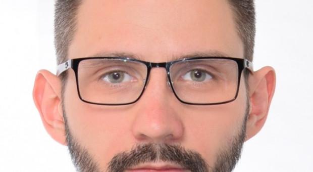 Adam Brzezicki sales engineer w Axis Communications