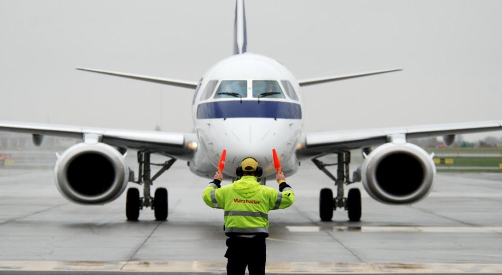 Wiceprzewodnicząca Związku Zawodowego Personelu Pokładowego i Lotniczego Agnieszka Szelągowska powiedziała, że związki zawodowe nie przyjęły propozycji pracodawców, ponieważ była ona niekorzystna dla pracowników. (Fot. mat. pras.)