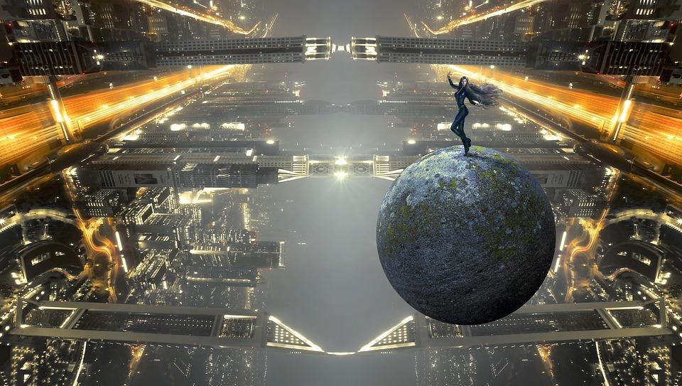 Korporacje w kreatywności twórców science fiction dopatrują się szans na dalszy rozwój, a często nawet przetrwanie (Fot. Pixabay)