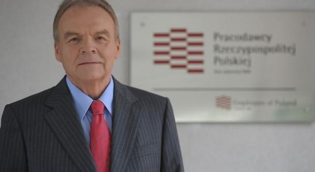Prezydent Pracodawców RP Andrzej Malinowski odpowiada na zarzuty o współpracę ze służbami wywiadu PRL