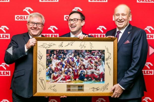 PKN Orlen rozszerza współpracę z Polskim Związkiem Piłki Siatkowej
