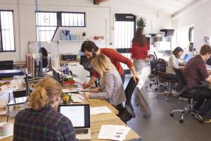 Korzystają z tego nie tylko start-upy i freelancerzy. Nawet korporacje
