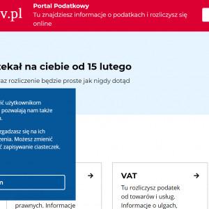 Usługa Twój e-PIT będzie dostępna w rządowym portalu
