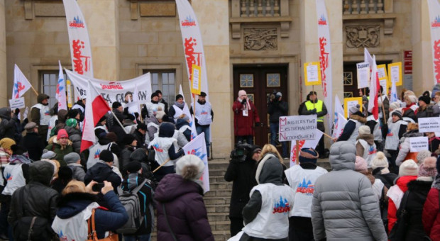 Oświatowa Solidarność utworzyła sztab protestacyjny