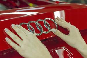 Rozpoczął się tygodniowy strajk w fabryce Audi