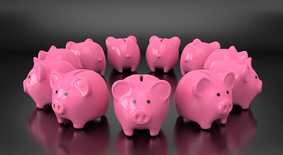 Polacy nie należą do narodów znanych z zapobiegliwości finansowej. (Fot. Pixabay)