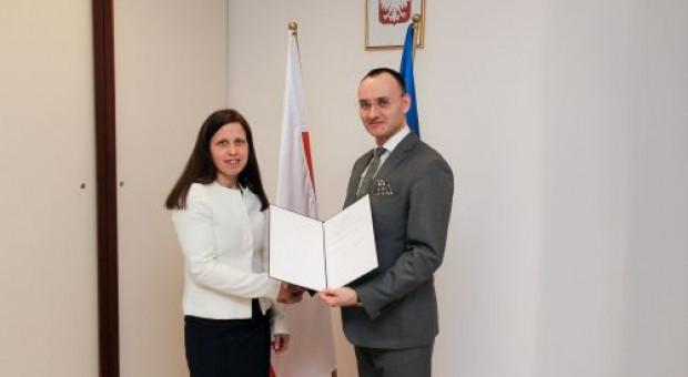 Maria Urmańska powołana na stanowisko zastępcy Rzecznika Praw Dziecka